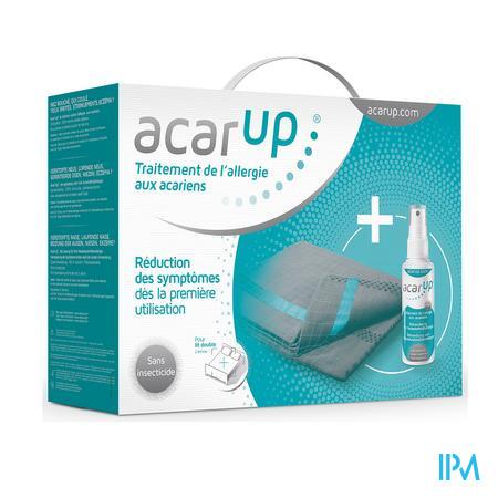 Acar Up Acarien Kit Duo 2 Textiles + Vapo 100ml