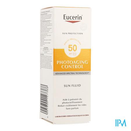 Eucerin Sun Fluide A/age Ip50+ 50ml