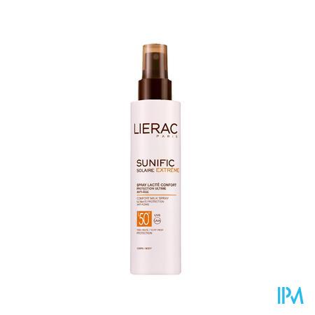 Lierac Sunific Spray Extreme Bescherming Ip50 150 ml