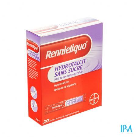 Rennieliquo Hydrotalcit 20 sachets