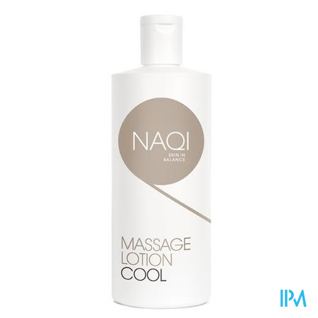 NAQI Massage Lotion Cool 500ml