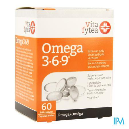 Vitafytea Omega 3-6-9 60 capsules