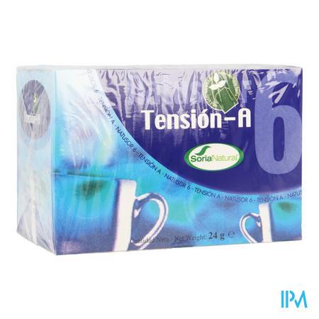 Soria Tension A Natusor 6 - 20 Sachets  -  Soria Bel