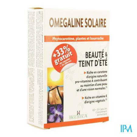 Omegaline Solaire Capsule 60 Holistica