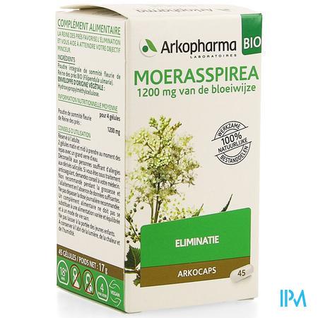 Arkocaps Moerasspirea Bio Caps 45