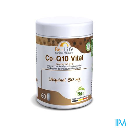 Be- Life Enzyme Co-Q10 Vital 60 capsules