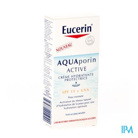 Eucerin Aquaporin Hydra IP15 + UVA 40 ml crème