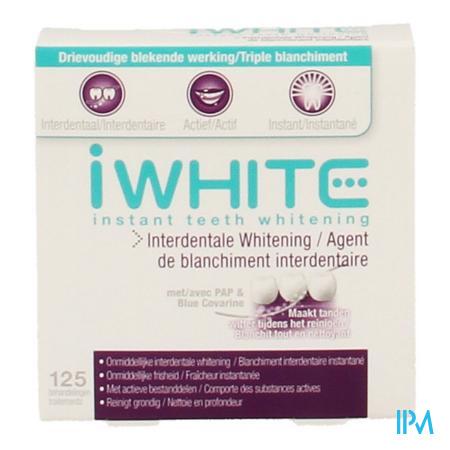 Iwhite Interdental Whitener 125 Treatments