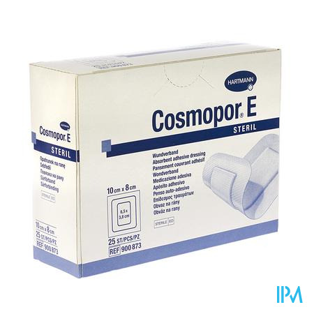 COSMOPOR E VERB STER ADH Z/LAT. 10,0X 8 25 9008735