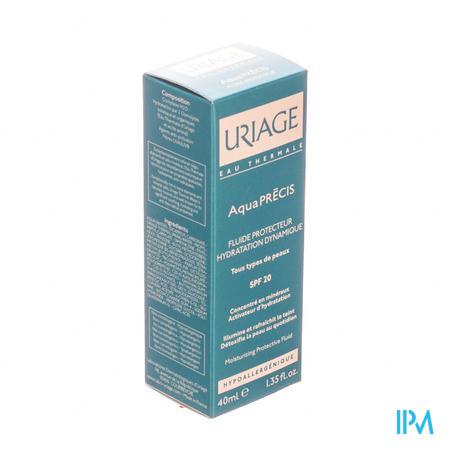Uriage Aquaprecis Fluide Protect Spf20 40 ml