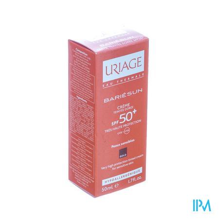 Uriage Bariésun Crème Solaire Doree SPF 50 50 ml