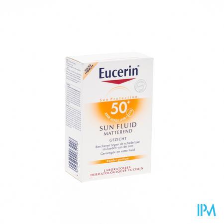 Eucerin Sun Fluid SPF50+ 50 ml