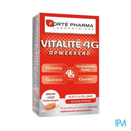 Forté Pharma Energie Vitalite 4G 28 tabletten