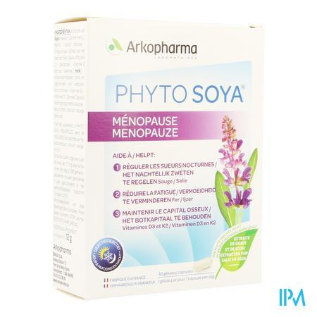 Phyto Soya Menopauze Caps 30