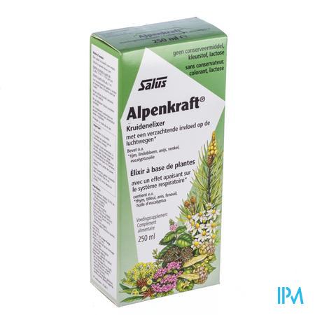 Salus Alpenkraft Elixer 250 ml