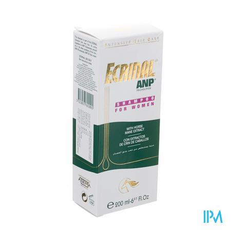 Ecrinal ANP Shampoo Vrouw 200 ml