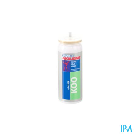 Akil Sport Koo Schuim Spray 50ml 10379