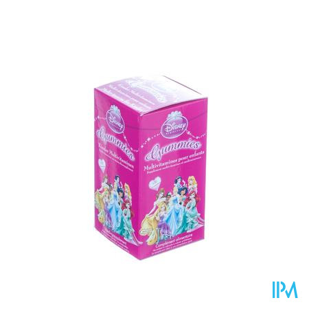 Disney Multivitaminen Kinder Princess Gum.120