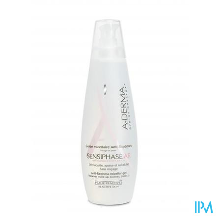 Aderma Sensiphase Ar Micellaire Gel 200ml