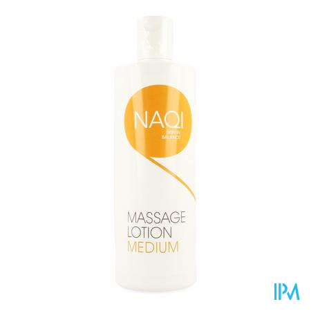 NAQI Massage Lotion Medium 500ml