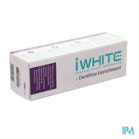 iWhite Instant Whitening Dentifrice