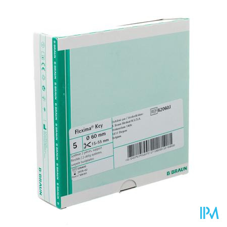 Flexima Key Platen 60mm 5 62060j