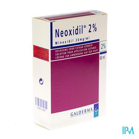 Afbeelding Neoxidil 60ml.