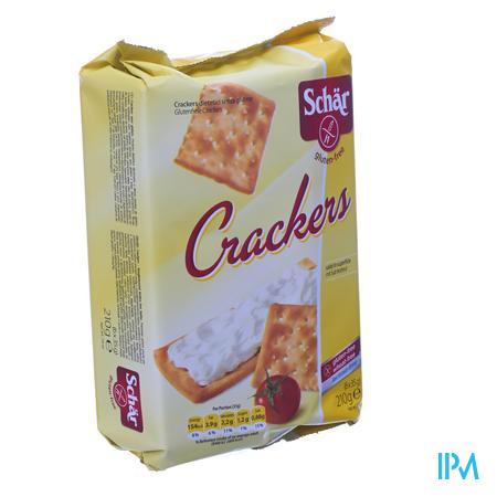 Schär Apero Crackers 210 g