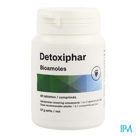 Detoxiphar Pot Comp 60