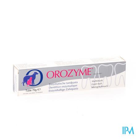 Orozyme Canine Tandpasta Enzymatische Hond 70 g