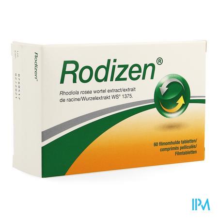 RODIZEN       COMP PELL  60 X 200MG                (médicament)