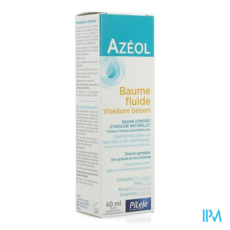 Azeol Vloeibare Balsem 40ml