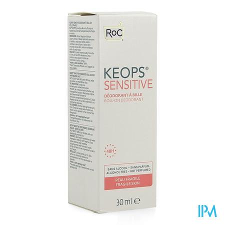 Roc Keops Deo Sensitive Skin Roll-on 30ml