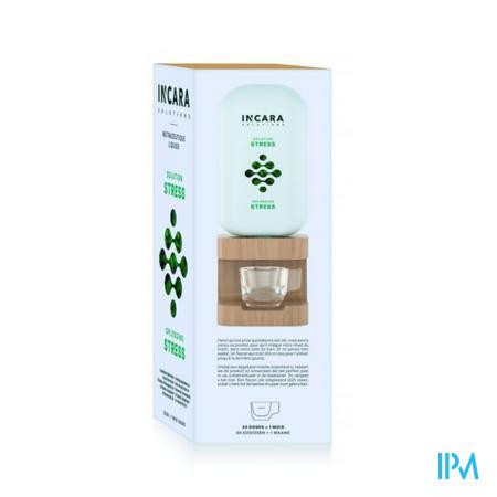 Incara Oplossing Stress Fl 250Ml  -  Incara Lab