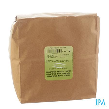 Eucalyptusblad Gesneden 1kg Pharmafl