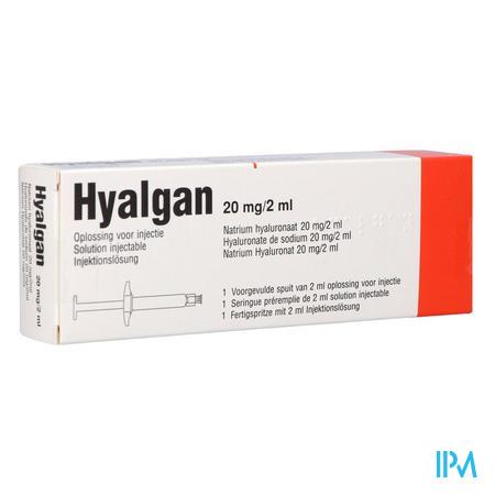 Hyalgan Ser 1 X 2ml/20mg