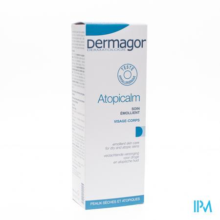 Dermagor Atopicalm Gel Creme Dh 250 ml