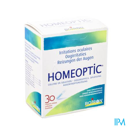 Homeoptic Unidosissen 30 X 0,4 ml Boiron