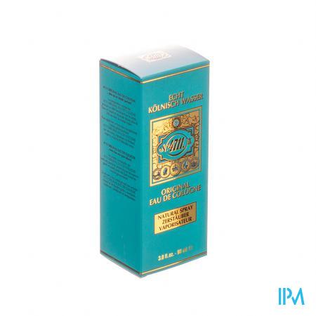 Eau De Cologne 4711 Natural Spray 90 ml