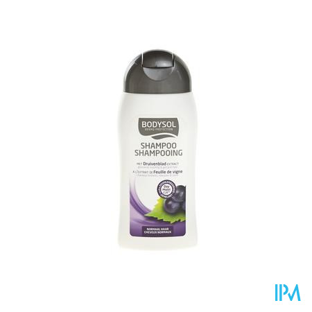 Bodysol Shampooing Cheveux Normaux 200 ml