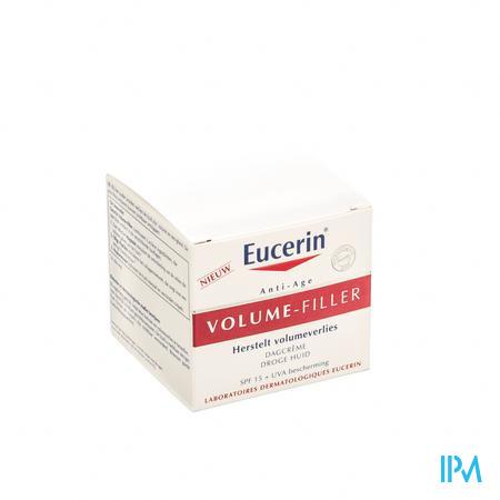 Afbeelding Eucerin Volume Filler Dagcreme Droge huid 50ml.