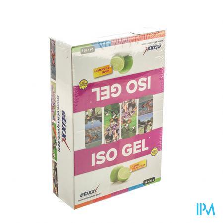 Farmawebshop - ETIXX ISO GEL ZAKJE 24
