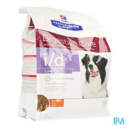Prescription Diet Canine I/d Low Fat 1,5kg