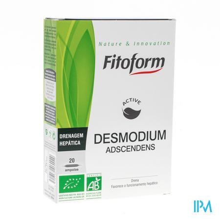 Desmodium Bioholistic 20 ampoules