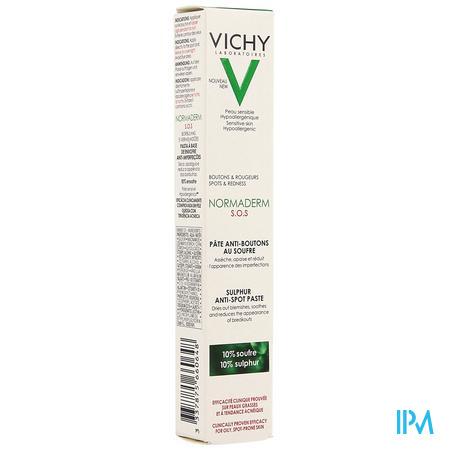 Vichy Normaderm Phytosolution Pasta A/puist 20ml
