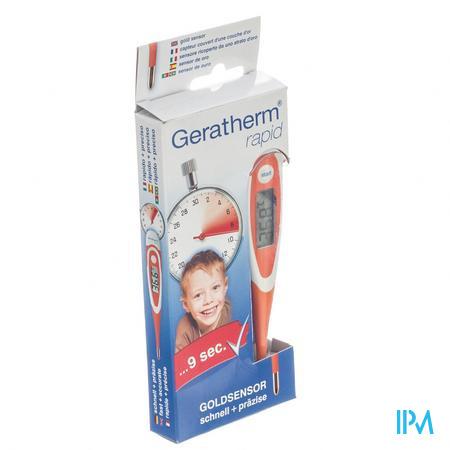 Gerathermometer Rapid Flex 9 Sec. 1 stuk