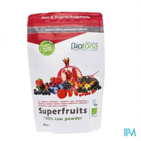 Biotona Bio Superfruits 200 g