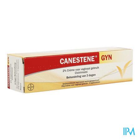 Canestene Gyn Clotrimazole 2 % Creme 20 gr