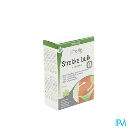 Key Pharm Strakke Buik 45 tabletten