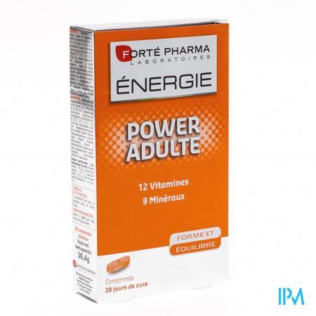 Forté Pharma Energie Power Adulte 28 comprimés
